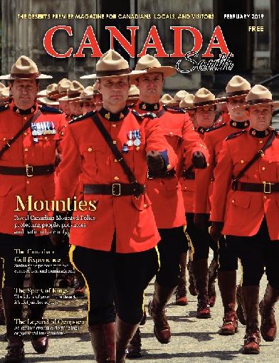 Canada South February 2019